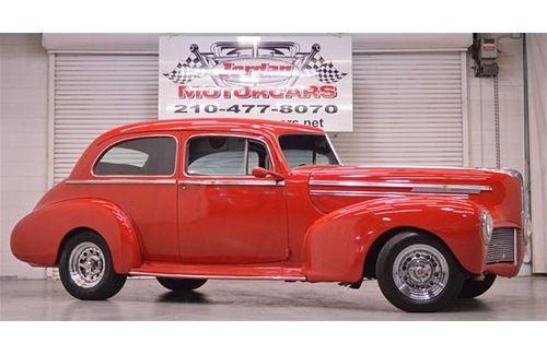 1941 Hudson Series 6 Coupe