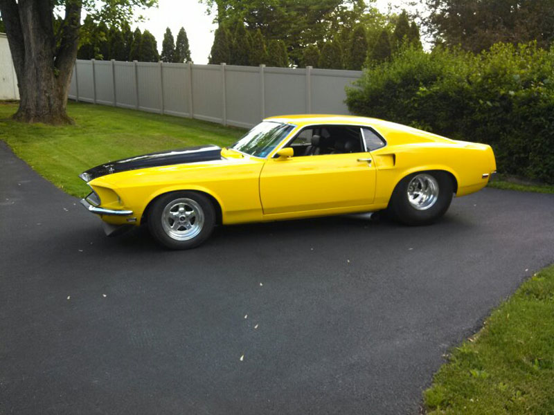 69 Pro Street Mustang For Sale Autos Post