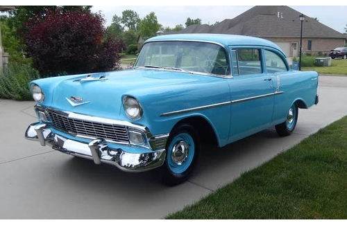 1956 Chevy 150 Business Coupe