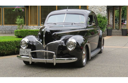 1940 Mercury Hollywood Coupe