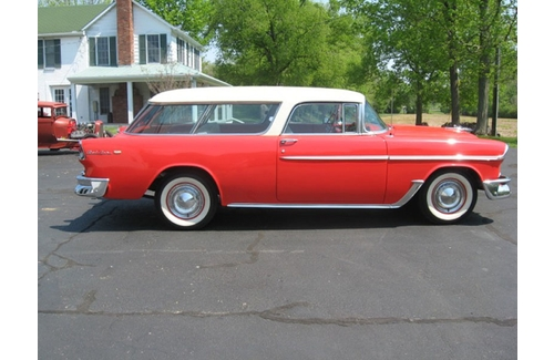 1955 Chevy Nomad Bel Air Wagon
