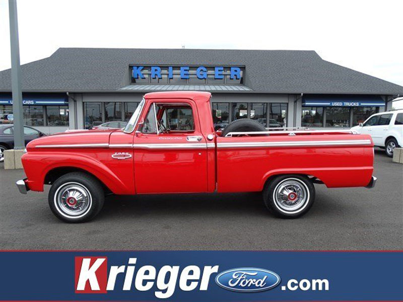 1966 Ford F100 Ranger Pickup