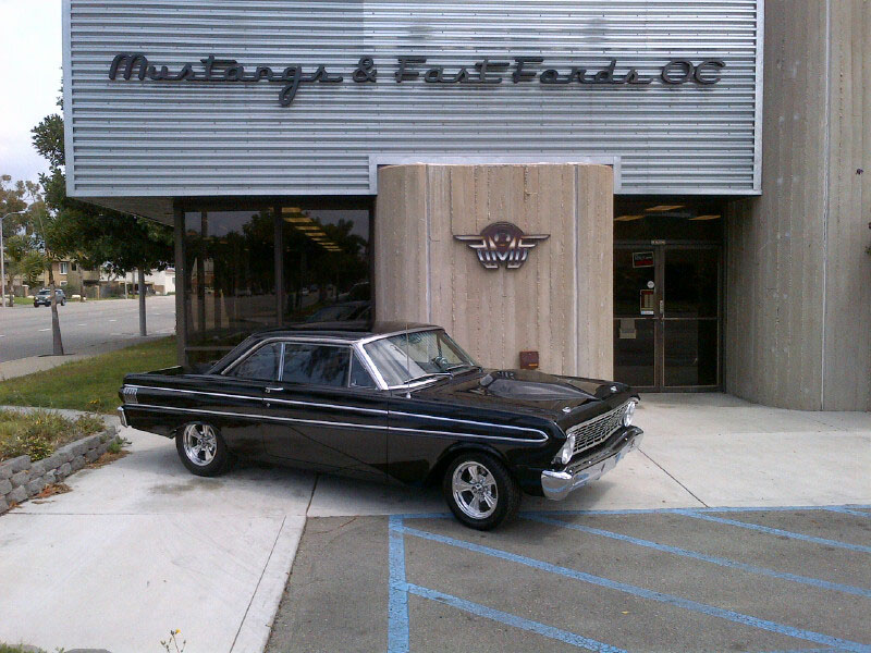 1964 ford falcon futura. Cars Review. Best American Auto & Cars Review