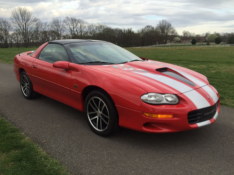 2002 camaro 35th anniversary edition. Cars Review. Best American Auto & Cars Review