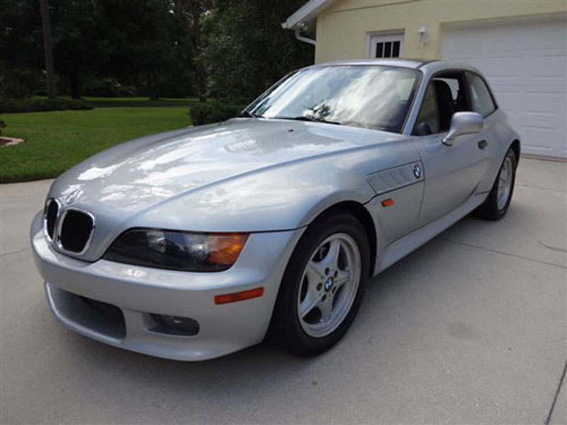 1999 Bmw Z3 Hatchback Coupe