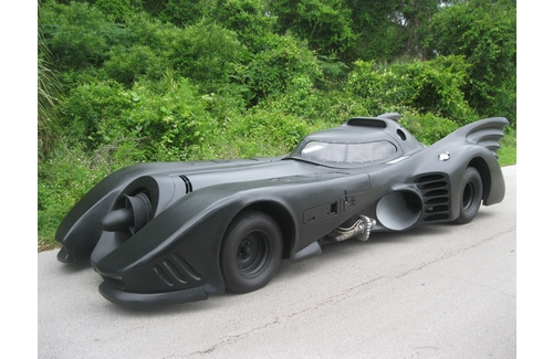 1989 Corvette Batmobile Batman Replica Car