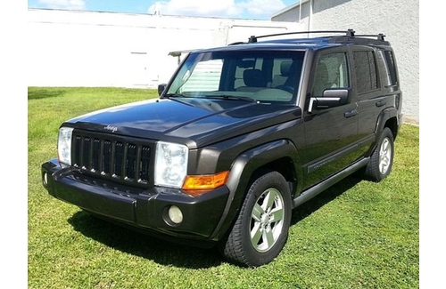 2006 Chrysler Jeep Commander
