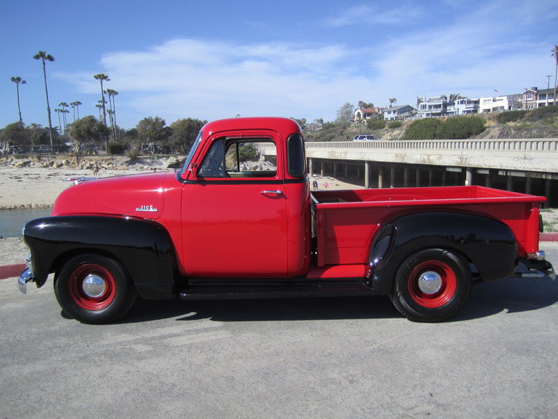 1954 chevy pickup 5 window shortbed for 1954 chevy 5 window truck