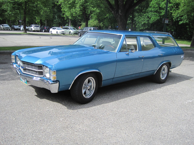 1971 Chev Station Wagon Html Autos Post