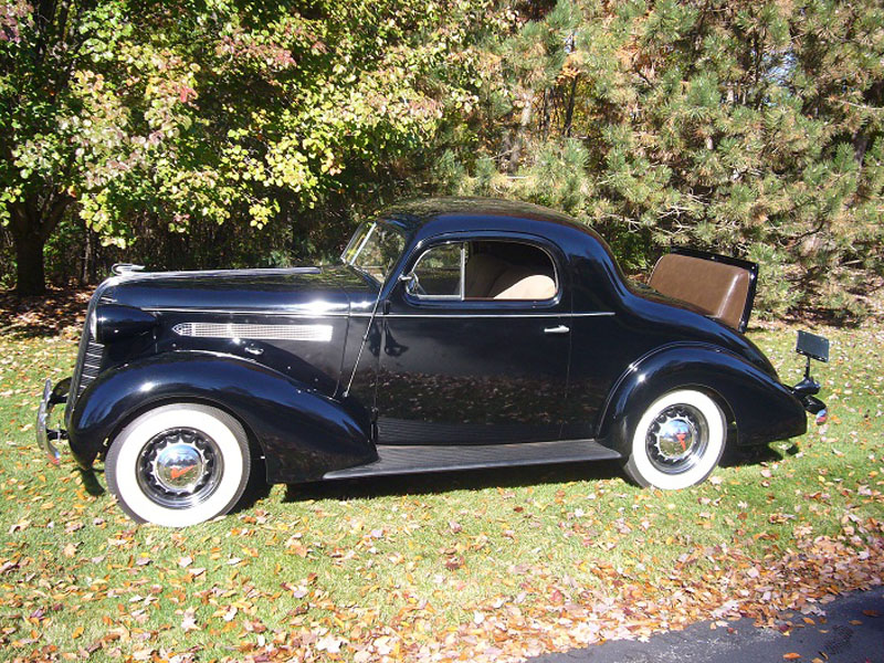 Rumble seat 1936 pontiac autos post for 1936 pontiac 3 window coupe for sale