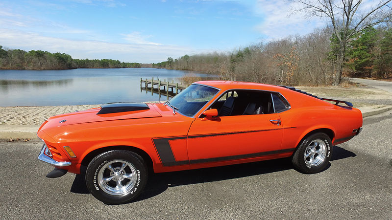 1970 Mustang Fastback