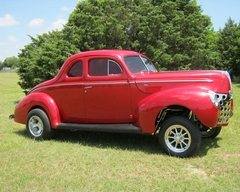 1940 Ford 5-W Hemi Gasser Coupe | Cars On Line com | Classic Cars