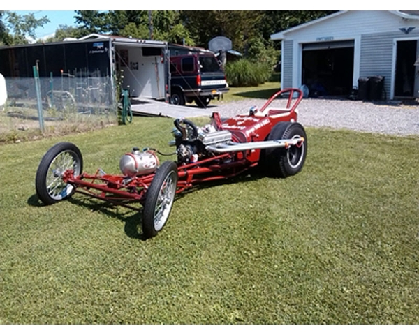 1959 Lyndwood Welding Eliminator Dragster