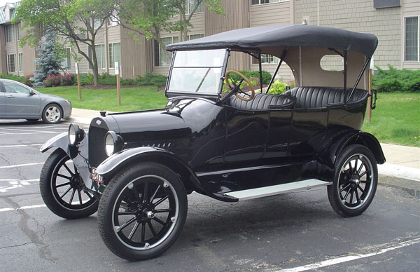 1919 Chevrolet 490 Touring